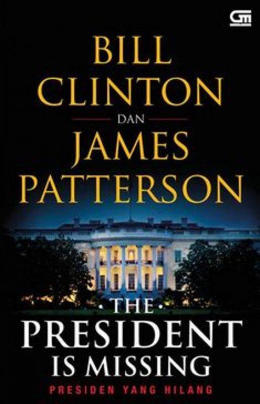 Cover Buku Presiden Yang Hilang - The President Is Missing