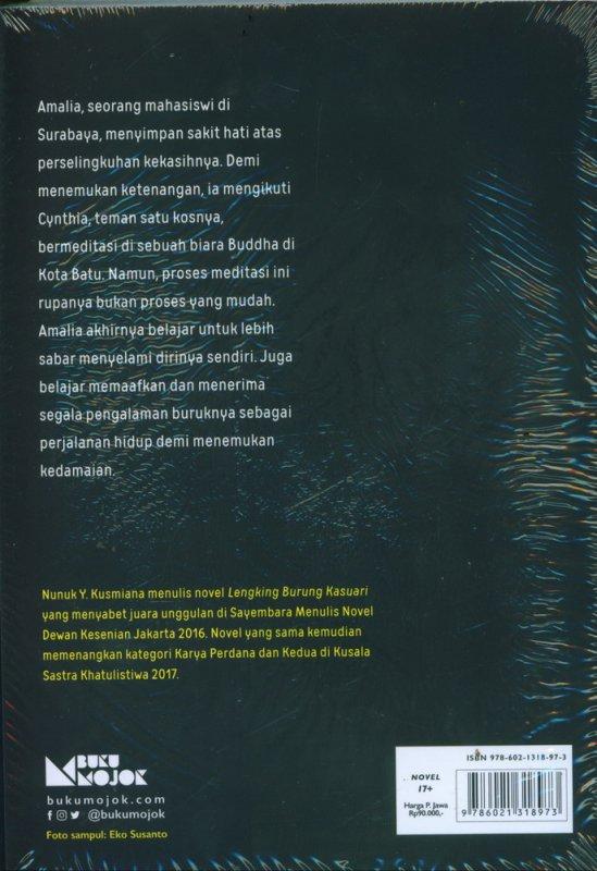 Cover Belakang Buku Vipassana