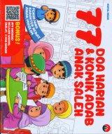 77 Doa Harian & Komik Adab Anak Saleh