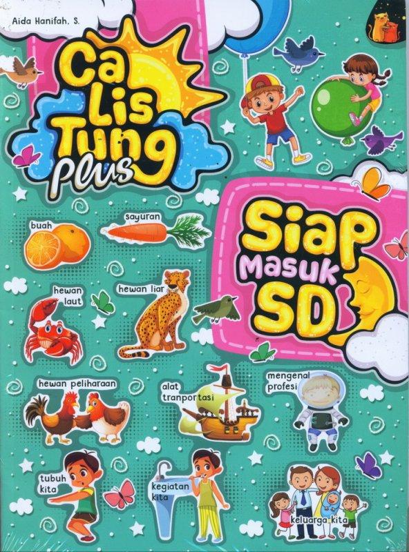 Cover Buku Calistung Plus Siap Masuk SD