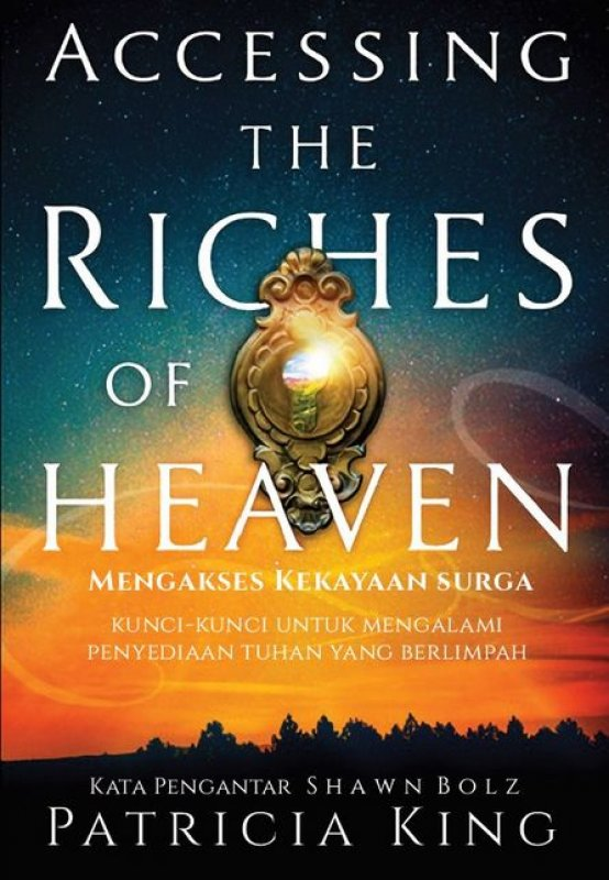 Cover Buku Accessing The Riches of Heaven