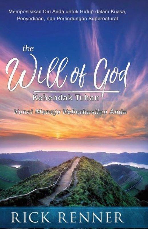 Cover Buku The Will of God (Kehendak Tuhan)