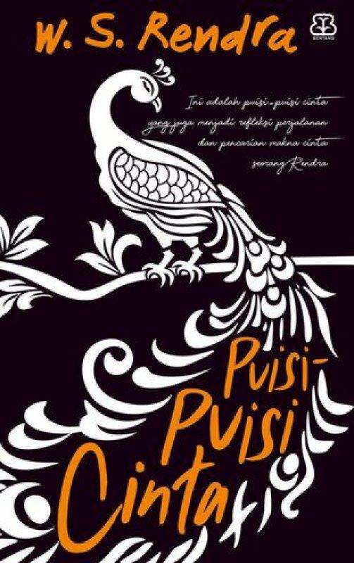Cover Buku Pusi-Puisi Cinta - Cover Baru