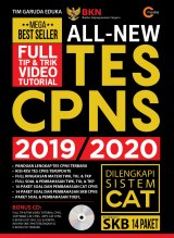 ALL NEW TES CPNS 2019-2020 (Promo Best Book)