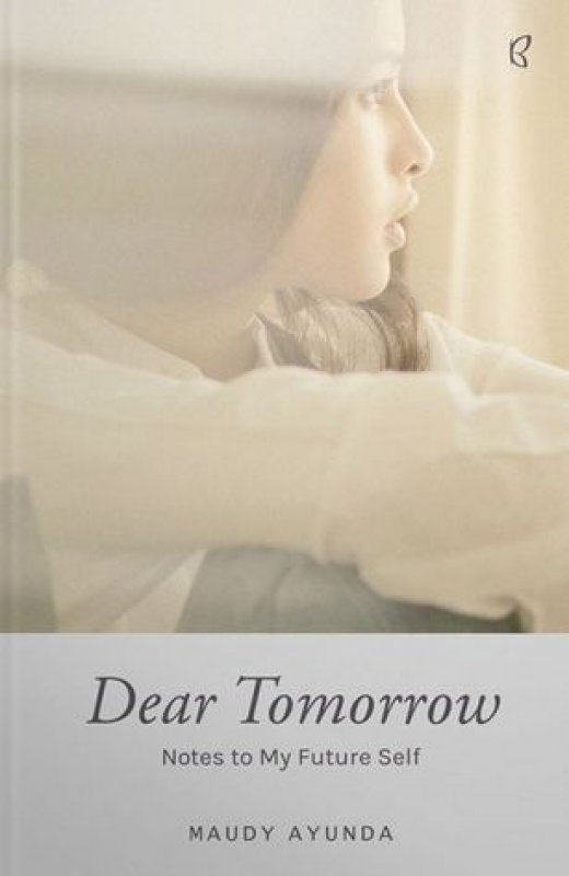 Cover Buku Dear Tomorrow (Hard Cover)