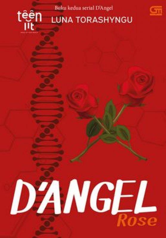Cover Buku Teenlit: D Angel #2: Rose