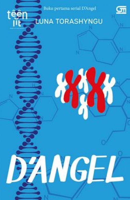 Cover Buku Teenlit: D