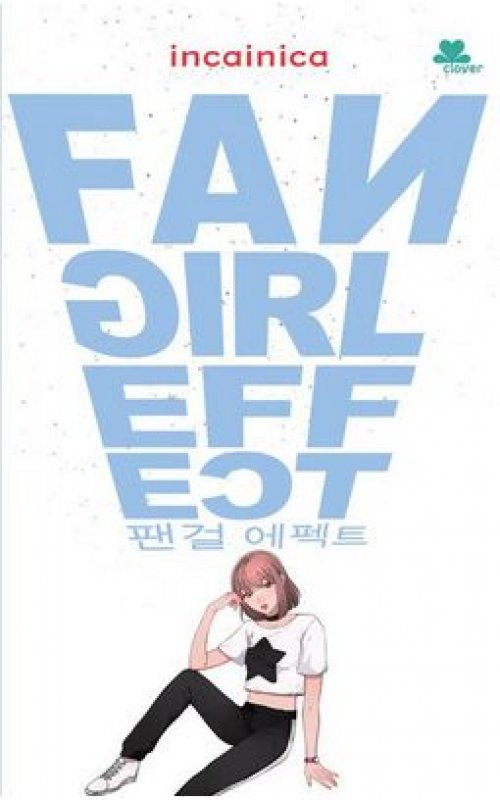 Cover Buku Fangirl Effect