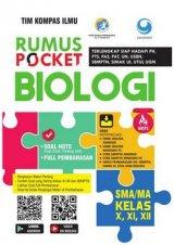 Rumus Pocket Biologi SMA Kelas X, XI, XII