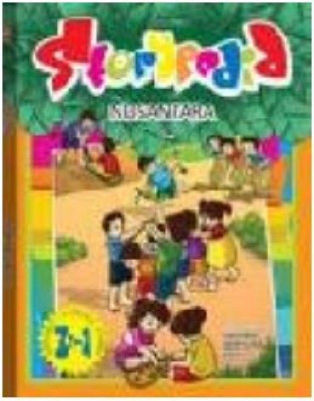 Cover Buku Storypedia Nusantara (Full Colour)