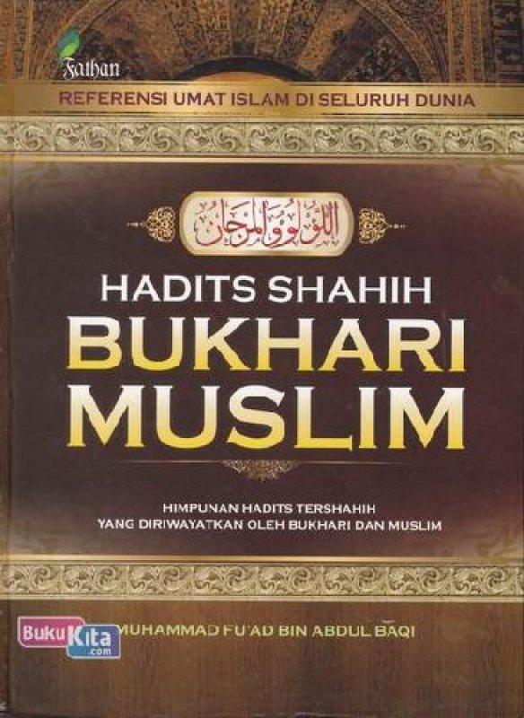 Cover Buku Hadits Shahih Bukhari Muslim - Hard Cover