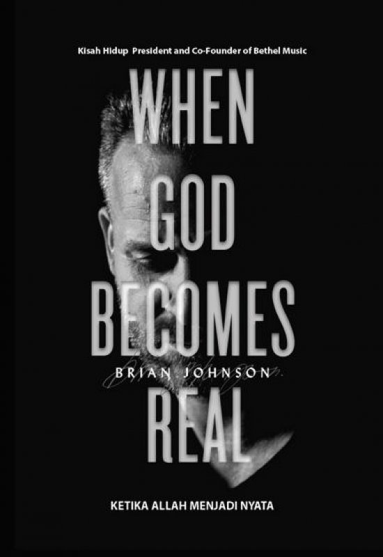 Cover Buku When God Becomes Real (Ketika Allah Menjadi Nyata)