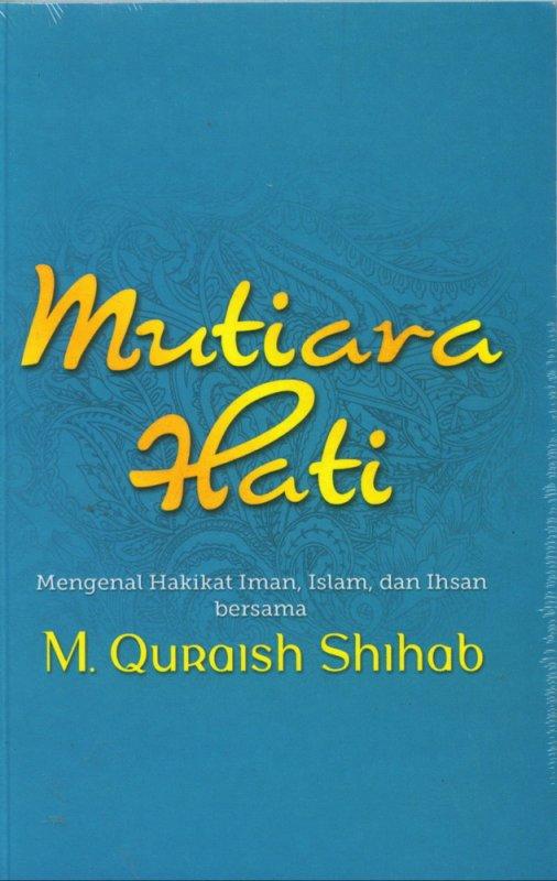 Cover Buku Mutiara Hati