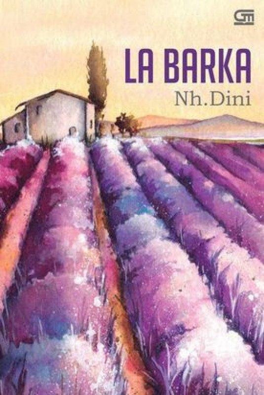 Cover Buku La Barka (Cover Baru 2019)