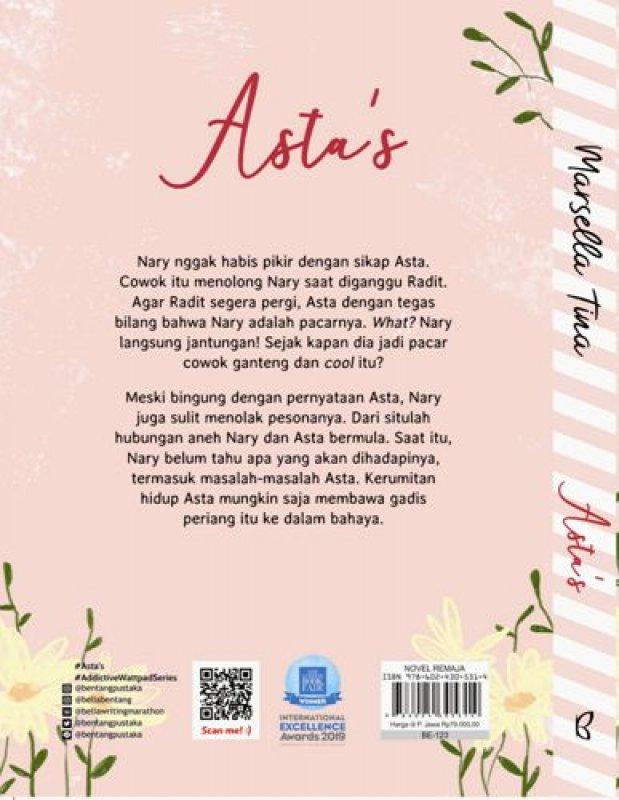 Cover Belakang Buku Asta s