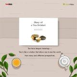 Diary of a Tea Drinker (Promo Best Book)
