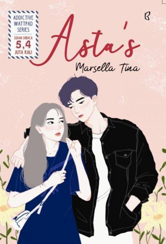 Cover Buku Asta's (Reguler)