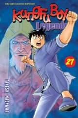 Kungfu Boy Legends 21