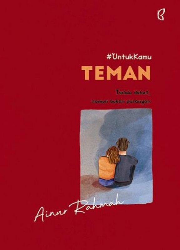 Cover Buku UntukKamu TEMAN