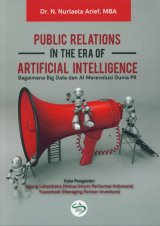 Detail Buku Public Relations In The Era of Artificial Intelligence