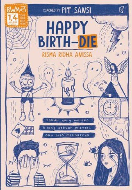 Cover Buku Happy Birth-die