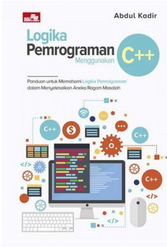 Cover Buku Logika Pemrograman Menggunakan C++