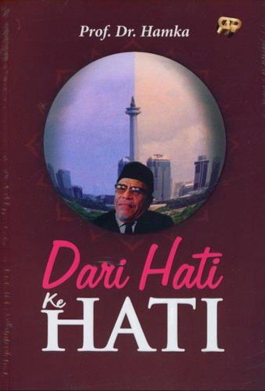Cover Buku Dari Hati Ke Hati