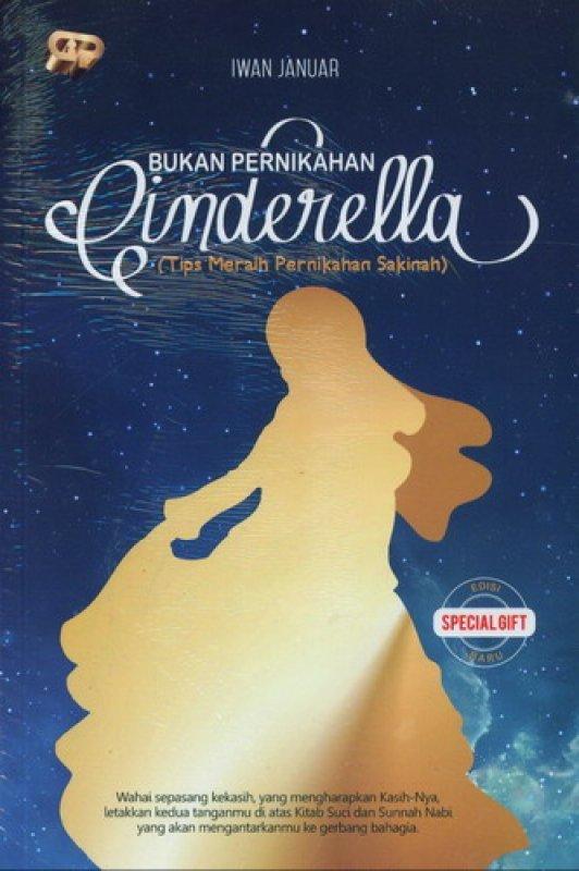 Cover Buku Bukan Pernikahan Cinderella Edisi Baru