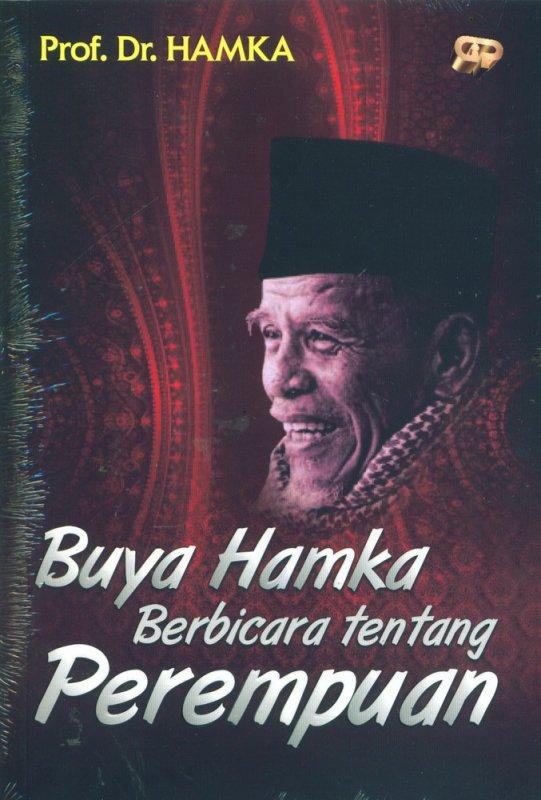 Cover Buku Buya Hamka Berbicara tentang Perempuan