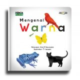 Dunia Binatang: Mengenal Warna (Hard Cover Padded)