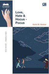MetroPop Klasik: Love, Hate & Hocus-Pocus (Cover 2019)