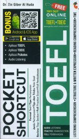POCKET SHORTCUT TOEFL (COVER BARU 2019)