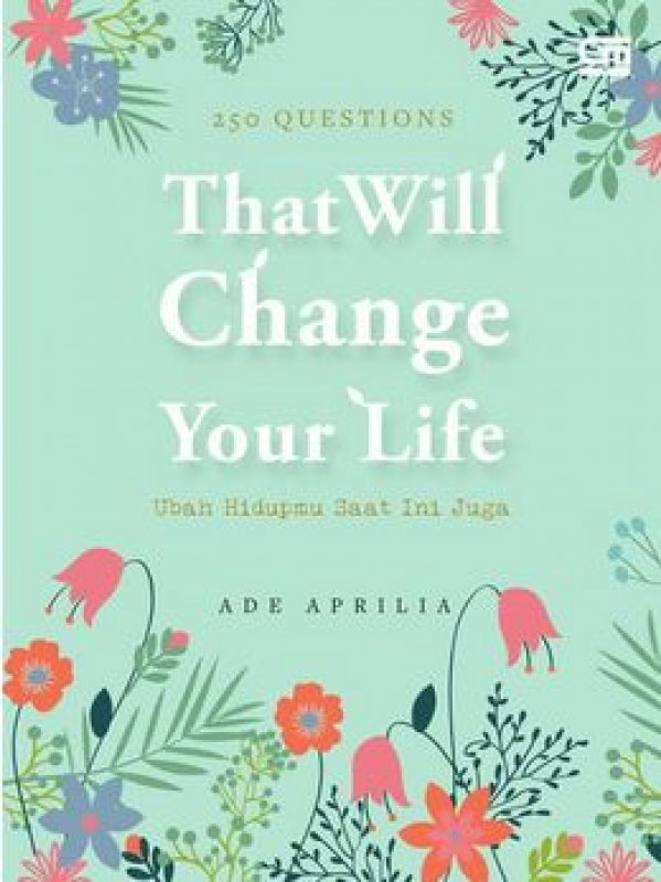 Cover Buku 250 Questions That Will Change Your Life