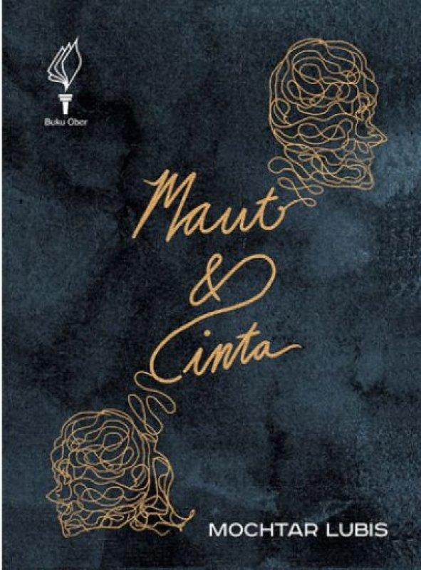 Cover Buku Maut dan Cinta