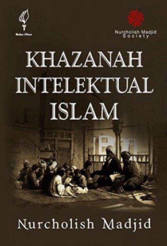 Cover Buku Khazanah Intelektual Islam