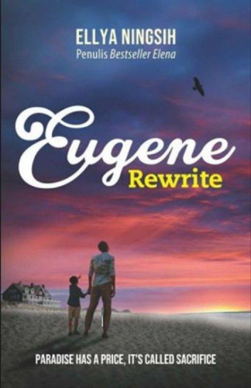 Cover Buku EUGENE REWRITE (Soft Cover)