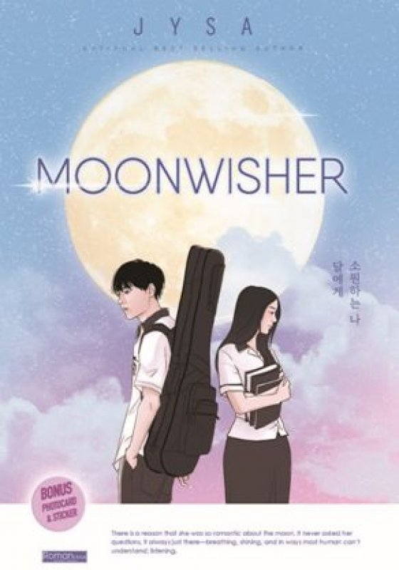 Cover Buku Moonwisher