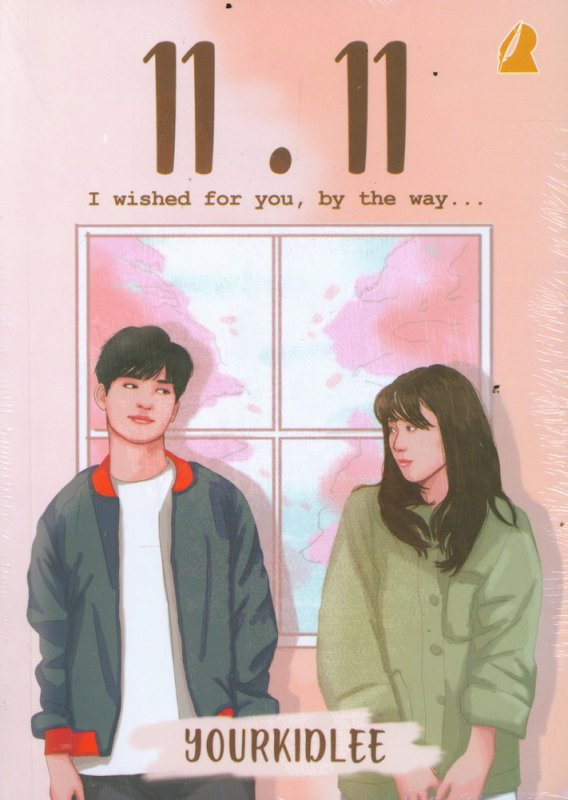 Cover Buku 11.11 I Wish For You By The Way
