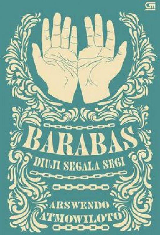 Cover Buku Barabas Diuji Segala Segi