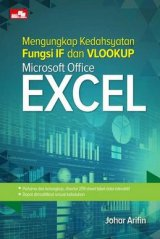 Mengungkap Kedahsyatan Fungsi IF dan VLOOKUP Microsoft Office Excel