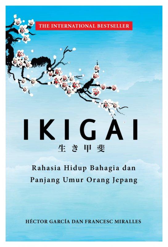 Cover Buku IKIGAI(HC)