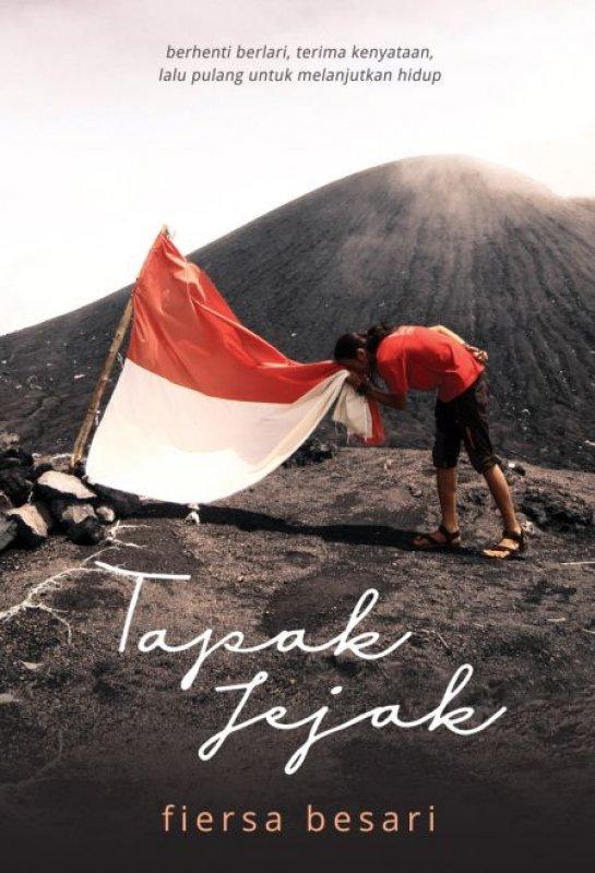 Cover Buku Tapak Jejak (Promo Best Book)