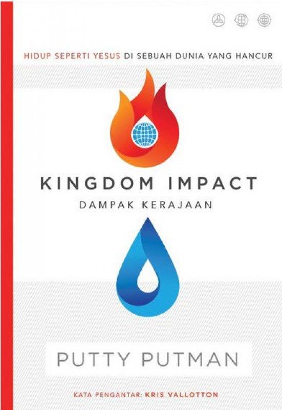 Cover Buku Kingdom Impact (Dampak Kerajaan)