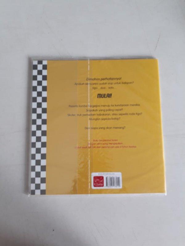 Cover Belakang Buku Saya Menang - Full Color