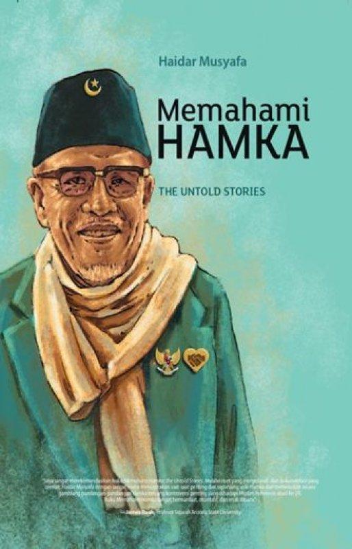 Cover Buku Memahami Hamka - The Untold Stories