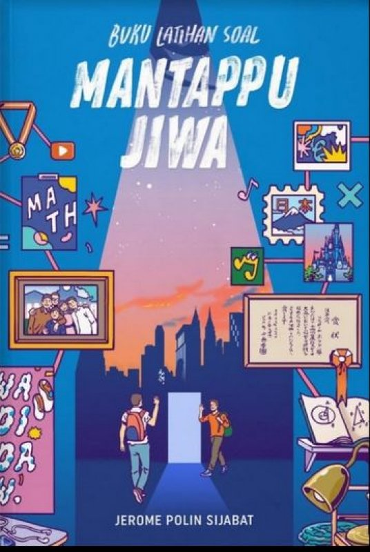 Cover Buku Buku Latihan Soal Mantappu Jiwa