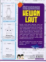 MARI MEWARNAI DENGAN GEMBIRA : MEWARNAI HEWAN JINAK (Promo Best Book)