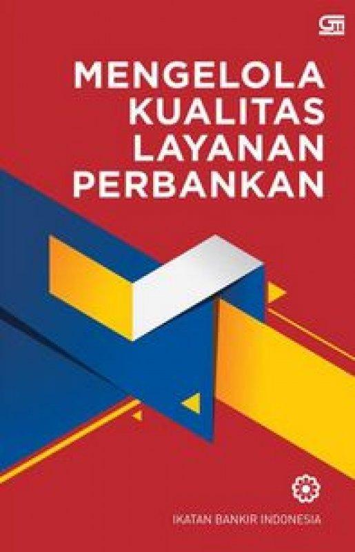 Cover Buku Mengelola Kualitas Layanan Perbankan - Cover Baru