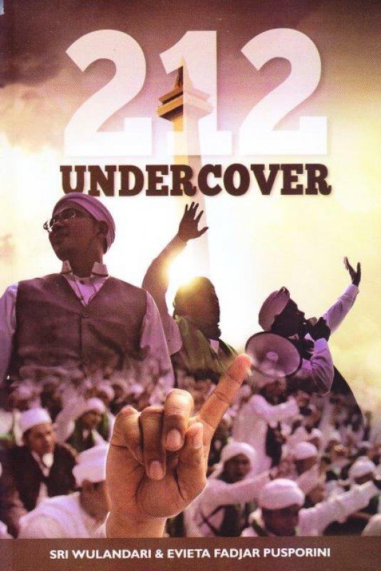 Cover Buku 212 Undercover
