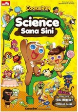 Cookie Run Sweet Escape Adventure! - Science Sana Sini